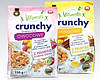 Мюсли Vitanella Crunchy owocowe с фруктами 350 гр