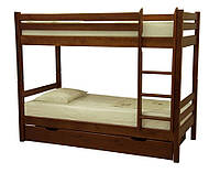 Кровать двухъярусная Л-302 (ЛК-136)