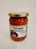 Салат з баклажанів (0,5л) ОРА АГРО-ЕКО, фото 1