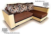 """Угловой диван """"Амстердам""""в киеве от тк""""КУБ"""""""