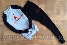 Утепленный спортивный костюм Jordan (реплика)