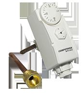 Термостат врезной, для труб и бойлеров COMPUTHERM WPR-90GE