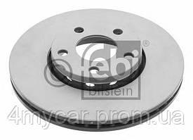 Диск тормозной VW Passat / Audi A4 / Audi A6 (производство Febi ), код запчасти: 08352