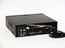 Стерео усилитель UKC OK-309 Karaoke USB/FM, фото 2