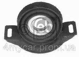 Опора вала карданного (подвесной подшипник) Mercedes W123 200D / TD, 220D, 240D, 300D (-85) (производство Febi ), код запчасти: 07151