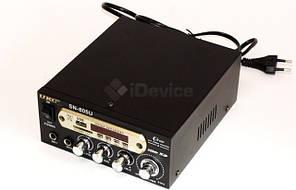Стерео усилитель UKC SN-805U USB/SD/FM/Karaoke, фото 3