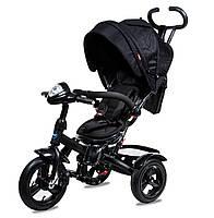 Велосипед трехколесный Нео Фара надувные колеса Neo 4 Air