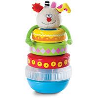 Развивающая игрушка ПИРАМИДКА КУКИ Taf Toys (11365)