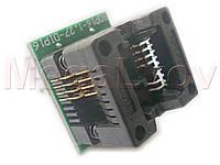 SOP8 - DIP8 адаптер для программатора 150mil