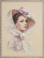 Набор для вышивания RIOLIS PREMIUM «Сиреневый вечер» (100/028)