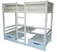 Кровать двухъярусная Л-304 трансформер