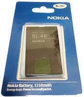 Аккумулятор батарея Nokia BL-4U, 301, 3120c, 5250, 5330, 5530, 5730, 6216c, 6600s, 8899, 8800 Arte High Copy