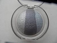 Тени запеченные для век tianDe Stylish Tricolor