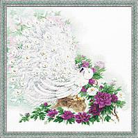 Набор для вышивания RIOLIS PREMIUM «Сад Махараджи» (100/030)