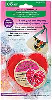 "Инструмент для изготовления ""ЙО-ЙО"" (мал) Clover Heart Large Yo-Yo Maker 8705"