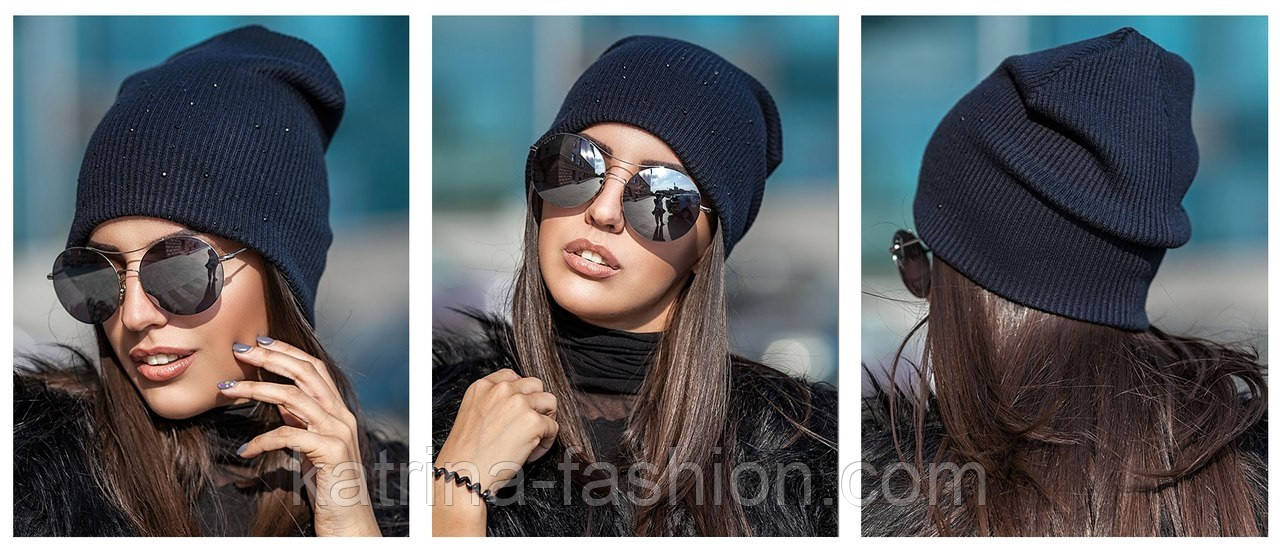 Женская модная шапка (4 цвета)
