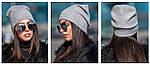 Женская модная шапка (4 цвета), фото 2