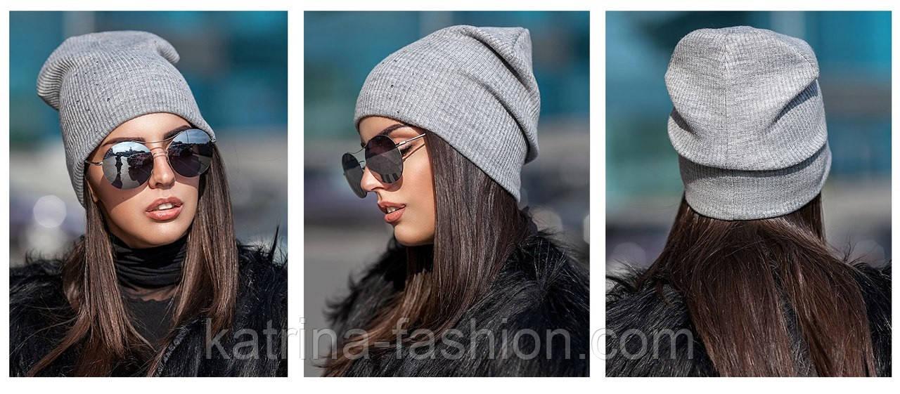 Женская модная шапка (2 цвета)