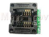 Зажим  - переходник адаптер SOP8 - DIP8 150mil, фото 3