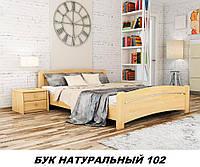 Кровать Венеция двуспальная Бук Щит 102 (Эстелла-ТМ)