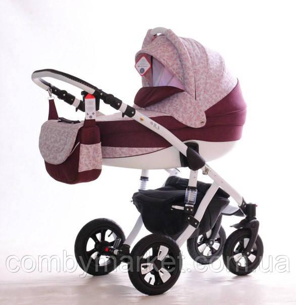 Детская коляска Adamex Avila Len 232W