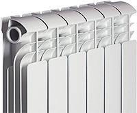 Алюминиевый радиатор Global Iseo 500/80
