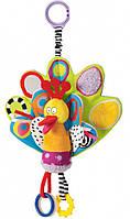 Развивающая игрушка-подвеска ПАВЛИН Taf Toys (11455)
