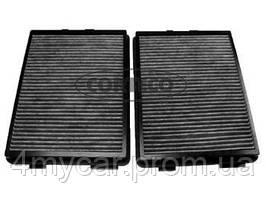 Фільтр салону вугільний cc1022 bmw (производство Corteco ), код запчасти: 21651882