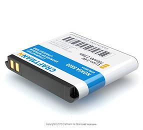 Аккумулятор Craftmann BP-6X (BL-5X) для Nokia 8800 (ёмкость 700mAh)