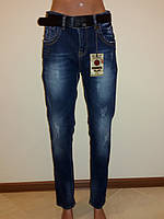 Женские джинсы Sessanta 14114 большие размеры, фото 1