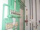 Монтаж системы водоснабжения и водяного отопления