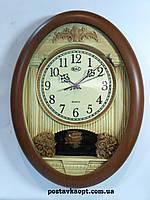 Часы настенные с маятником 813