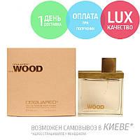 DSQUARED2 She Wood. Eau De Parfum 100 ml / Парфюмированная вода Дискваред Ши Вуд 100 мл