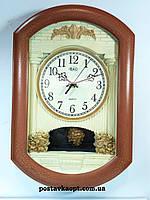 Часы настенные с маятником 815