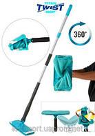 Швабра отжим Titan Twist Mop вращается на 360*