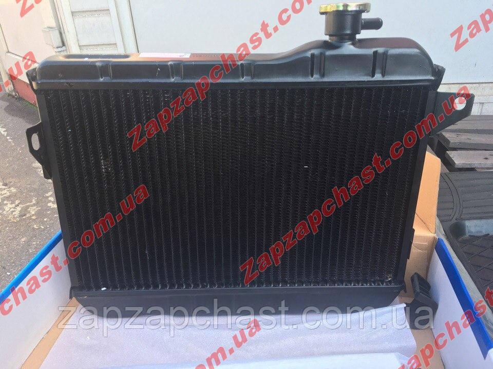 Радиатор охлаждения ваз 2103 2106 медный Оренбург