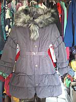Пальто дитяче зимове