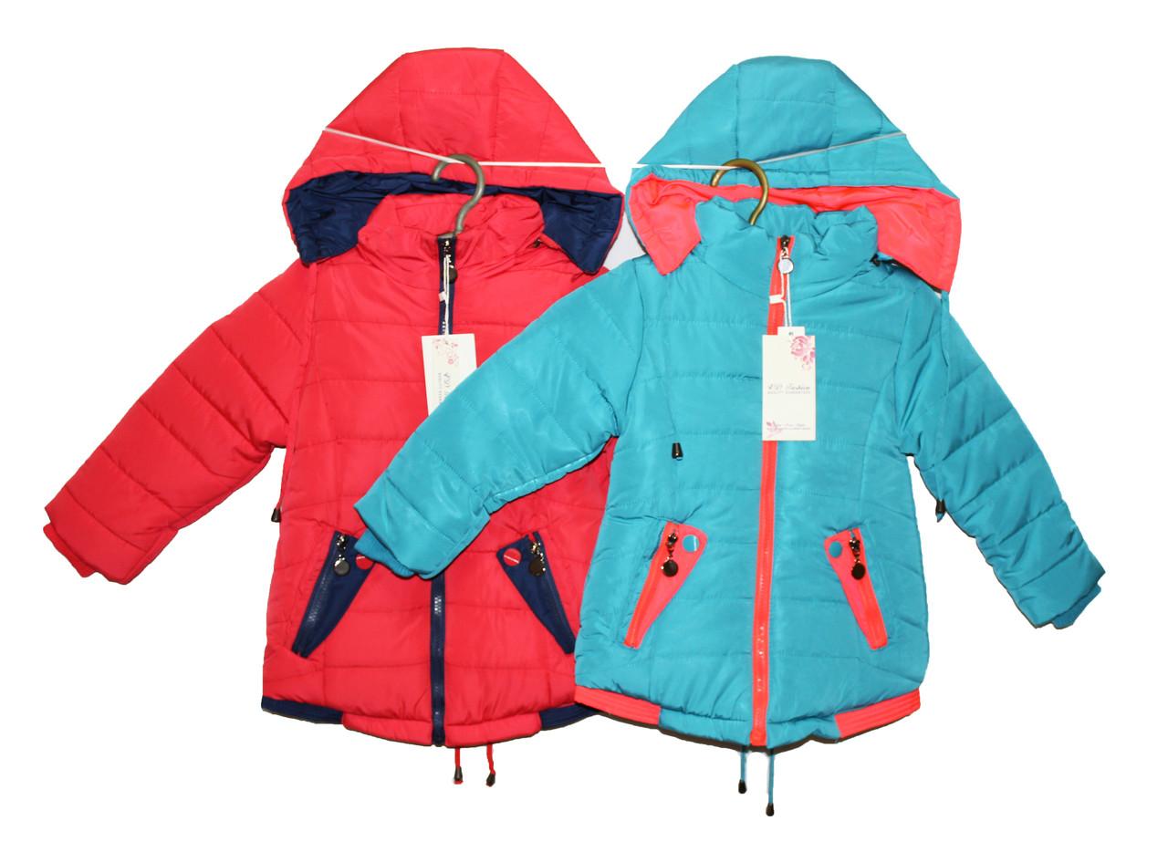 Куртка дитяча підліткова зимова для дівчинки TL-322