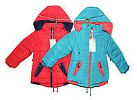 Куртка дитяча підліткова зимова для дівчинки TL-322, фото 1