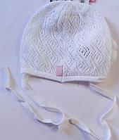 Головной убор для малышей Малиновый Осень 42-46 см 3-002510 Tutu Польша