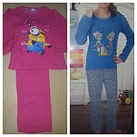 Пижамы детские байковые Турция, фото 1