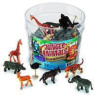 Игровой набор Learning Resources из 60 зверей, 3 года+