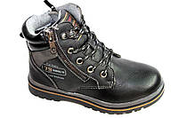 Зимние ботинки для подростка р(35)