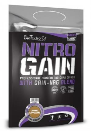 BioTech USA Nitro Gain 6.8 kg