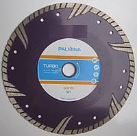 Алмазный диск, Palmina Granite Turbo SP 230x2,8/1,8x9/36x22,23 1A1R