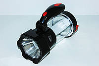 Кемпинговый фонарь-лампа YJ-5837 1W+24SMD LED