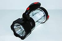Кемпинговый фонарь-лампа YJ-5837 1W+24SMD LED, фото 1