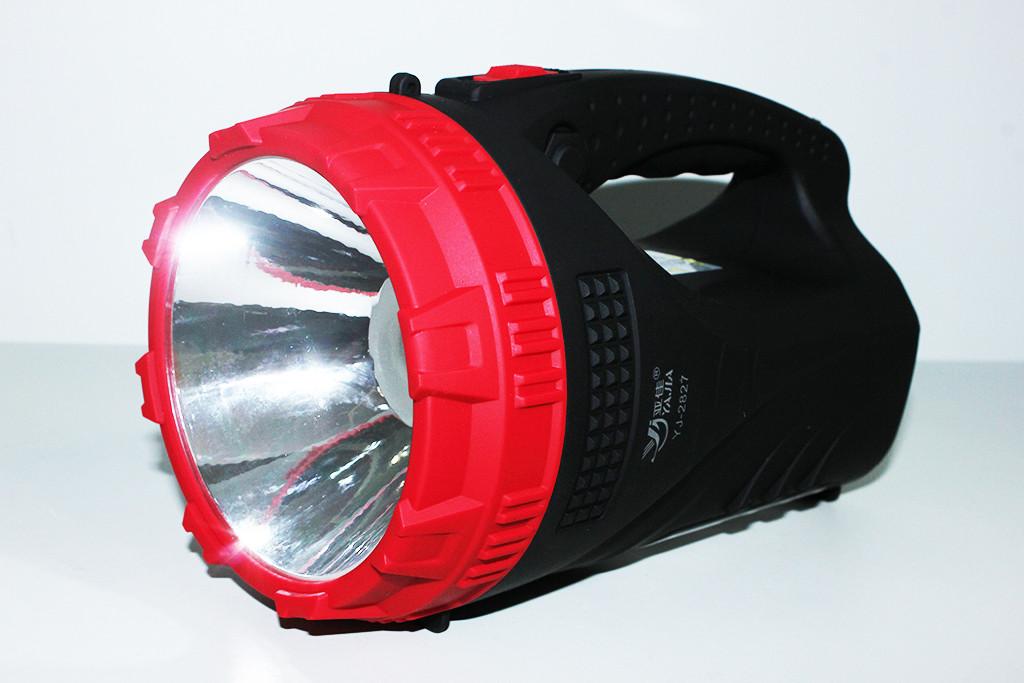 Потужний пошуковий ліхтар Yajia YJ-2827В