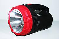Мощный поисковый фонарь Yajia YJ-2827В , фото 1