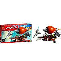 Конструктор Bela Ninja 10448, 294 дет. (Пиратский Дерижабль)